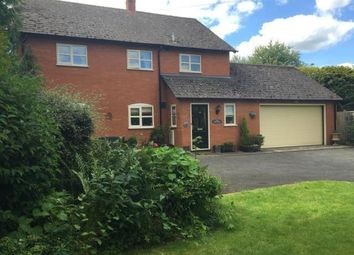 Thumbnail 4 bedroom detached house for sale in Little Hereford, Shropshire