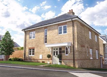 Thumbnail 4 bed detached house for sale in Lockesley Chase, Orpington, Kent