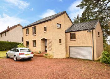 Thumbnail 4 bedroom detached house for sale in Station Road, Skelmorlie