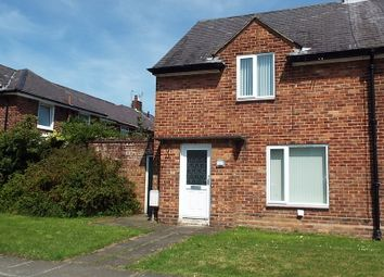 Thumbnail 2 bed semi-detached house for sale in Alder Road, Bebington, Wirral