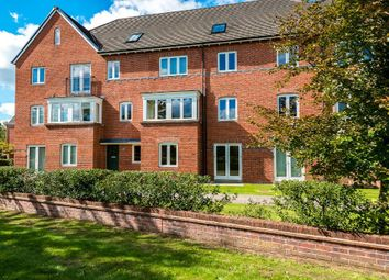 Thumbnail 2 bed flat for sale in Huntspill Road, Stamford Brook, Altrincham, Greater Manchester