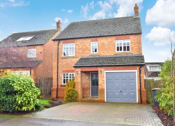 Thumbnail 4 bed detached house for sale in Dawson Court, Hampsthwaite, Harrogate