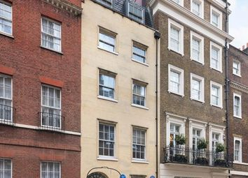 Thumbnail 5 bed terraced house for sale in Chesterfield Street, Mayfair, London