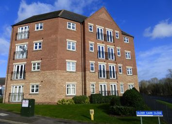Thumbnail 2 bed flat for sale in Alder Carr Close, Greenlands, Redditch