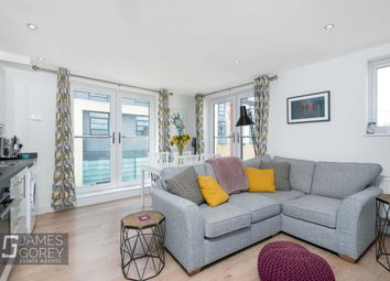 Thumbnail 1 bed flat for sale in Market Parade, Sidcup