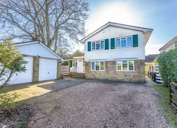 Thumbnail 4 bed detached house for sale in Eglise Road, Warlingham