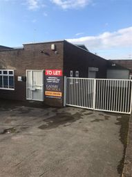 Thumbnail Warehouse to let in Parker Industrial Estate, Mansfield Road, Derby