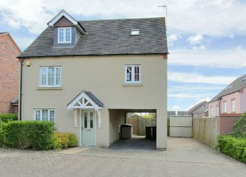 Thumbnail 4 bed detached house for sale in Augusta Way West, Andover