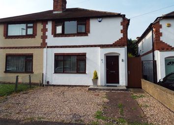 Thumbnail 3 bedroom semi-detached house to rent in Kingston Avenue, Wigston