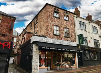 Thumbnail 2 bed flat for sale in Apartments 1-4, 87 Mill Street, Macclesfield
