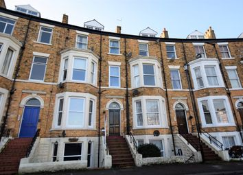 Thumbnail 1 bed flat for sale in Albemarle Crescent, Scarborough