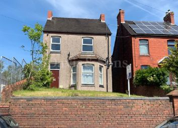 Thumbnail 2 bedroom flat to rent in Tregwilym Road, Rogerstone, Newport.
