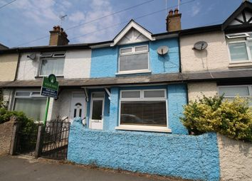 Thumbnail 2 bedroom terraced house for sale in Dymchurch Road, Hythe
