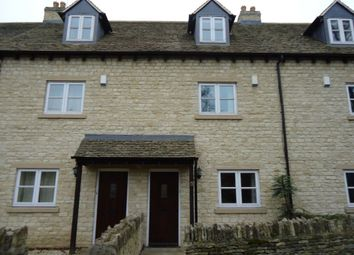 Thumbnail 3 bed terraced house to rent in Aston Road, Bampton