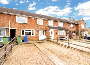 Thumbnail 3 bedroom terraced house for sale in Playstool Close, Newington, Sittingbourne