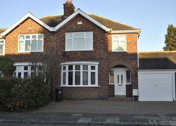 Thumbnail 3 bedroom semi-detached house for sale in Midway Road, Evington