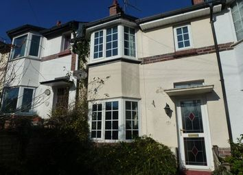 Thumbnail 2 bedroom terraced house to rent in Brewery Lane, Sidmouth