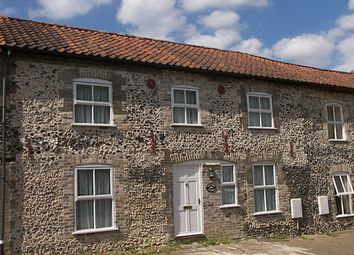 Thumbnail 3 bed cottage to rent in Old Bury Road, Thetford, Norfolk