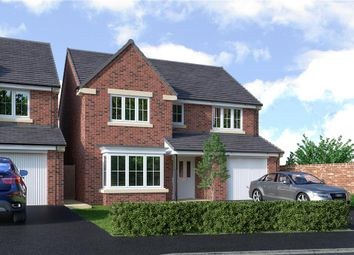 "Thumbnail 4 bed detached house for sale in ""Ashbury"" at Lammack Road, Blackburn"