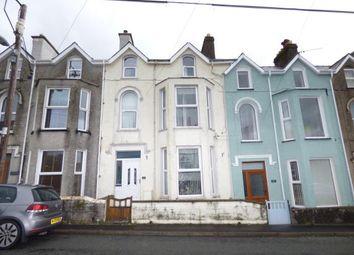 Thumbnail 5 bed terraced house for sale in Bryntirion Terrace, Criccieth, Gwynedd