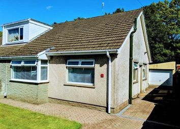 Thumbnail 2 bed bungalow to rent in Bryn Clos, Gowerton