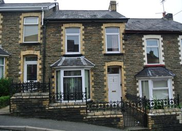 Thumbnail 3 bed terraced house for sale in Mountain View, Pontnewynydd, Pontypool