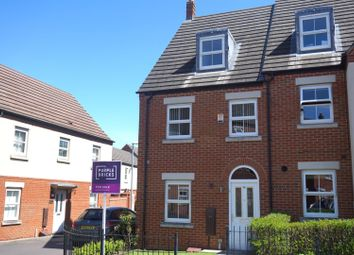 Thumbnail 3 bed end terrace house for sale in The Nettlefolds, Telford