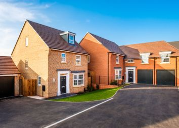 """Thumbnail 4 bed detached house for sale in """"Bayswater"""" at Coppice Green Lane, Shifnal"""