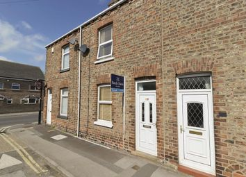 Thumbnail 2 bed terraced house to rent in Milner Street, York