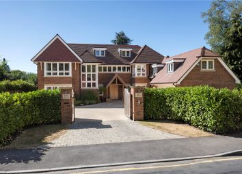 Thumbnail 6 bed detached house for sale in Gregories Road, Beaconsfield, Buckinghamshire