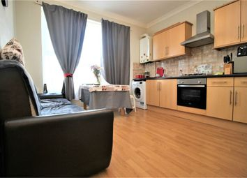 Thumbnail 2 bed flat to rent in North Birkbeck Road, London