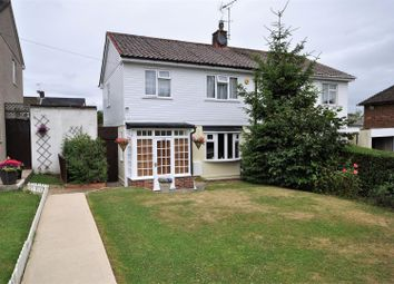 Thumbnail 3 bed semi-detached house for sale in Gosforth Lane, South Oxhey, Watford