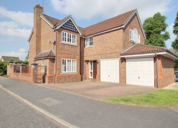 Thumbnail 5 bed detached house for sale in Arradon Court, Chester