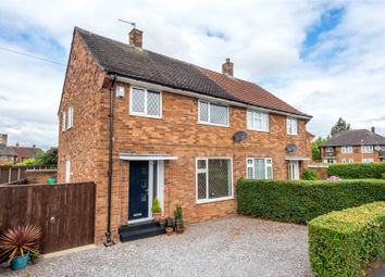 Thumbnail 3 bedroom semi-detached house for sale in Old Farm Approach, Leeds, West Yorkshire