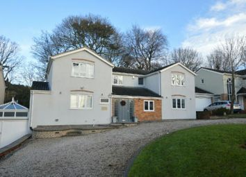 Thumbnail 5 bed detached house for sale in Woodbank, Glen Parva, Leicester