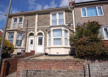 Thumbnail 2 bedroom terraced house for sale in Whiteway Road, Bristol