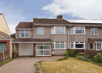 Thumbnail 5 bed property for sale in 462 Church Road, Frampton Cotterell, Bristol