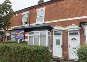 Thumbnail 2 bedroom property to rent in Yew Tree Road, Boldmere