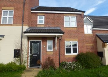 Thumbnail 3 bedroom semi-detached house to rent in Panama Road, Burton-On-Trent