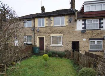 Thumbnail 3 bed terraced house for sale in Canterbury Avenue, Bradford