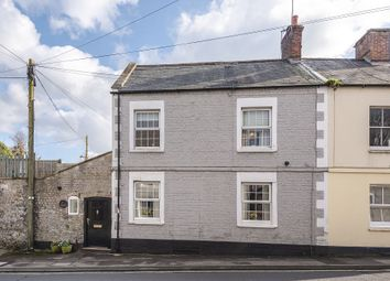 Thumbnail 3 bed end terrace house for sale in Vicarage Street, Warminster