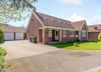 Thumbnail 3 bed detached bungalow for sale in Stonefield Garth, Easingwold, York
