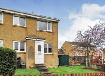 Thumbnail 1 bed end terrace house for sale in Cromwell Close, Southowram, Halifax