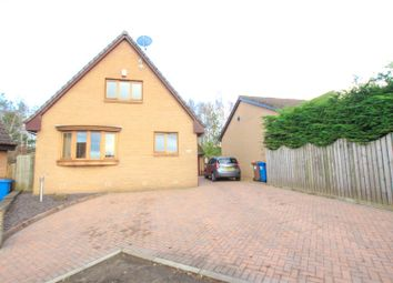 Thumbnail 3 bed detached house for sale in Overton Crescent, East Calder, West Lothian