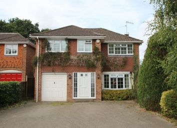 Thumbnail 4 bed detached house for sale in Durnsford Way, Cranleigh