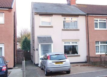 Thumbnail 3 bed terraced house to rent in New Road, Woodston, Peterborough
