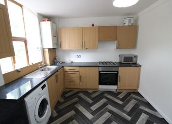 Thumbnail 4 bed terraced house to rent in Burns Road, Sheffield