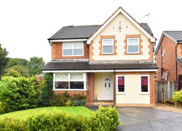 Thumbnail 4 bed detached house to rent in Milton Close, Harrogate