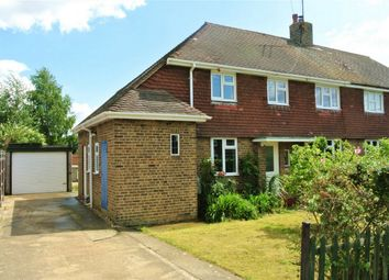 Thumbnail 3 bed semi-detached house for sale in The Crescent, Morton, Lincolnshire