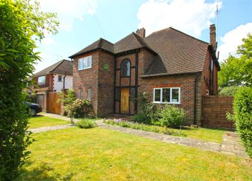 Thumbnail 5 bed detached house for sale in Byfleet, West Byfleet, Surrey